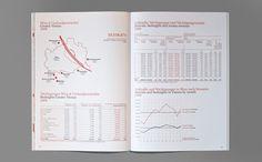 WIEN TOURISMUS BILANZ on Editorial Design Served