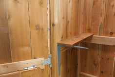 At Dunn DIY you can do it yourself with our How-to and DIY guides. Garden Shed Diy, Garden Storage Shed, Garden Tools, Diy Storage, Outdoor Storage, Locker Storage, Mounted Shelves, Tool Sheds, Shelf Brackets