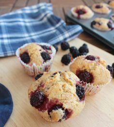 Muffins cu Mure