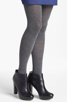 Adding sweater tights to the wardrobe.