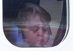 Prince George looking out the airplane window September, 2016 visit to teh west coast of Canada