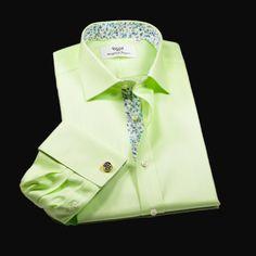 Floral Fashion, Men's Fashion, Fashion Outfits, Fashion Design, Business Shirts, Business Dresses, Formal Shirts For Men, Cutaway Collar, Create Shirts