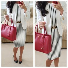 Summer Work Outfits 6 by Stylish Petite, via Flickr