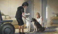 Dos nuevas imágenes conceptuales de Final Fantasy XV