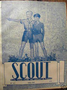 Scout n°162 de 1941