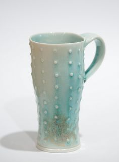 """Leah Leitson """"Cappucino Cup"""" by Green Hill Center for NC Art, via Flickr"""