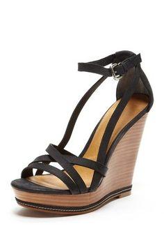 e1e17521d8c8 Matisse Joss Stacked Wedge Sandal by Spring Fever on