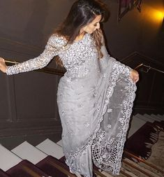 Looking for the best Modern Saree such as Designer Sari also Elegant Sari  Blouse then Click visit link to see b2b6c852b95