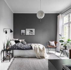 Popular Grey Bedroom Ideas To Repel Boredom 08