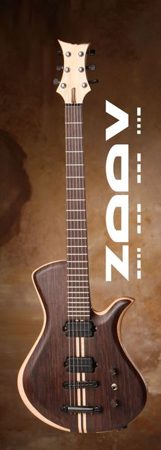 Official Zoov Custom thread - Sevenstring.org Great body shape. Not so sure about the headstock.