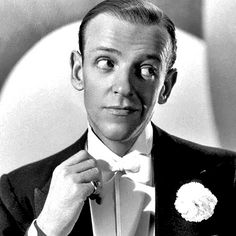 """Fred Astaire  In his first screen test, the testing director of MGM noted that Astaire, """"Can't act. Can't sing. Slightly bald. Can dance a little."""" Astaire went on to become an incredibly successful actor, singer and dancer and kept that note in his Beverly Hills home to remind him of where he came from."""