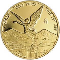 Buy Now: http://goccf.com/2016GoldLibertads  2016 1 Oz BU & Proof Mexican Gold Libertads On Sale - Coin Community Forum