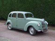 1949 Ford Prefect Retro Cars, Vintage Cars, Antique Cars, Ford Motor Company, Lotus Car, Ford Classic Cars, Car Car, Old Cars, Cars And Motorcycles