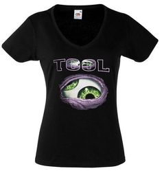 Tool Band Shirt Alternative Metal Tool Shirt by RollingTheRock, $13.99