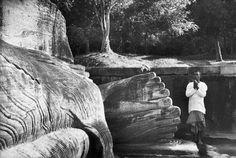 Henri Cartier-Bresson, Ceylan, mars 1950. © Henri Cartier-Bresson/Magnum Photos.