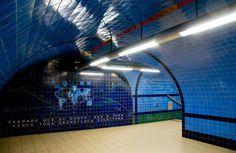 Lisbon's Underground Art Scene | Lisbon - Metro Parque