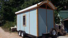 8'x16' Custom Tiny House on wheels - Tiny House Listings