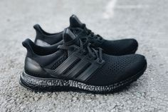 "adidas UltraBoost ""Triple Black"""