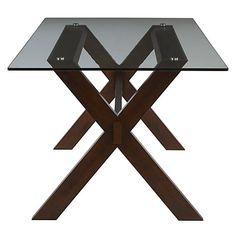 71be01cbf12e Buy John Lewis Gene Rectangular 6-Seater Dining Table Online at johnlewis.com  6