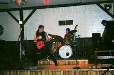 CAROLINE BLUE NEWS Pics-6/25/2002 *Wayne W. Johnson, Dave Victory, Jamie Criscione*
