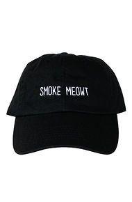 The High Rise Co Smoke Meowt (Black)