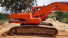 Excavator for Sale - Buy Used Doosan 225 solar lc Excavator Online, Product ID: 447910 | Infra Bazaar
