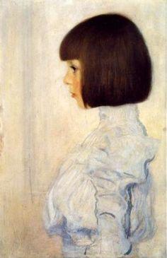 Portrait Of Mada Primavesi Mother And Child Portrait Of A Girl Portrait Of Helene Klimt Young Girl Sitting Baby Sappho Idyll