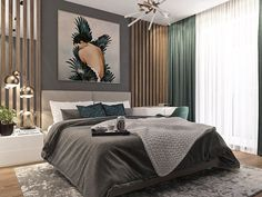 Awesome boho bedroom are offered on our website. Read more and you will not be sorry you did. Modern Luxury Bedroom, Luxury Bedroom Design, Modern Bedroom Decor, Home Room Design, Master Bedroom Design, Contemporary Bedroom, Luxurious Bedrooms, Home Interior Design, Contemporary Kitchens