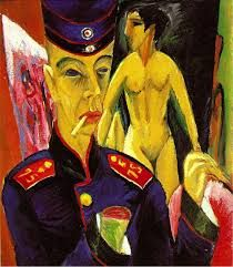 german expressionist painting - Buscar con Google