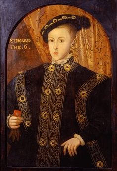 "461 YEARS AGO TODAY ~ ON 20 JULY 1547 ~ THE 9 YEAR OLD SON OF KING HENRY VIII AND HIS QUEEN, JANE SEYMOUR - WAS CROWNED, ""KING OF ENGLAND""."