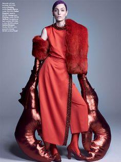 Zuzanna Bijoch by Zee Nunes for Vogue Brazil February 2014 4
