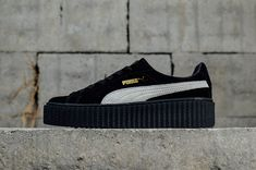 0003e577919952 Cheapest and Newest Puma Suede Creepers Black-Black 2018 Womens Fashion  Shoes Sneakers