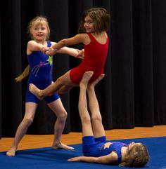 Circus arts - Kick, Leap, Swim, Fly: 4 Unusual Sports Classes for Kids to Try - ParentMap