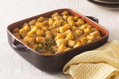 Tater-Topped Casserole recipe