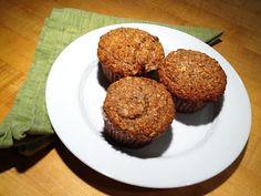 Banana Oatmeal Muffins Recipe - The Lemon Bowl