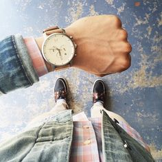 Sporting a beautifully designed watch makes a statement.