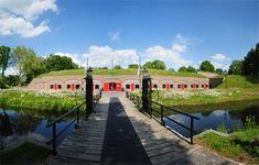 Fort Voordorp in Groenekan dichtbij Utrecht is een unieke locatie voor uw evenement, congres, personeelsfeest, productintroductie of beurs.