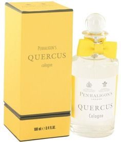 Penhaligon's Quercus Eau De Cologne Spray for Men and Women (3.4 oz/100 ml)