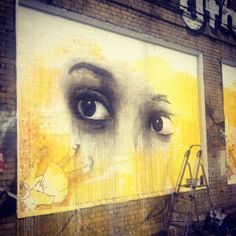 Eyes Without A Face, Village Underground, Great Eastern Street, Shoreditch
