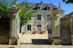 Chateau De Grazay, sleeps 12 - from £3948 per week.