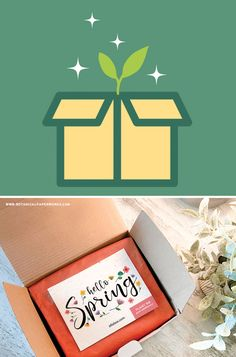Curated, mail-delivered subscription boxes and kits are growing in popularity as the world is spending more time at home. Find out how you can make yours stand out by including seed paper and get other helpful tips. Seed Paper, Green Business, Subscription Boxes, Helpful Tips, Seeds, Delivery, Make It Yourself, Useful Tips, Budget Binder
