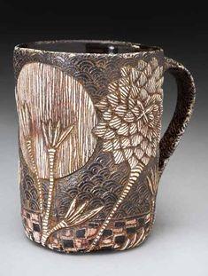 Beautiful textures and patterns, NH Potter, Sarah Heimann