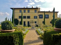 Sting's Tuscan Paradise: Villa Il Palagio | Girl in Florence