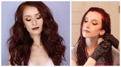 Newest Pictures Auburn Hair guy Tips If you've already considered all the many colours involving red-colored tresses and also ended up Red Hair Dye Colors, Burgundy Hair Dye, Dyed Red Hair, Fall Hair Colors, Dye My Hair, Burgendy Hair, Hair Colour, Purple Hair, Auburn Hair Dye