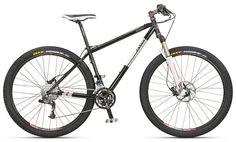 Jamis Bike ~ steel, tough and big enough for Logan.