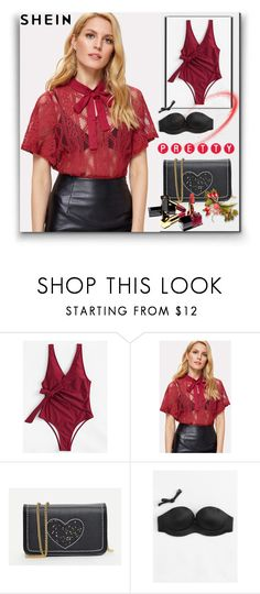 """SheIn 2 / XXVIII"" by selmamehic ❤ liked on Polyvore featuring Chanel"