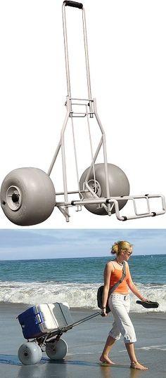 folding beach cart More