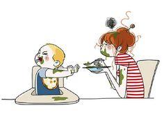 Le Bonheur d'être Maman illustré par Nathalie Jomard (15)