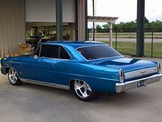 Chevy II Nova #ClassicCar #CTins #beautiful