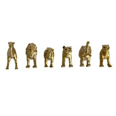 Egyptian Magnets Gold